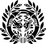 竹に雀(仙台笹)