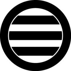 画像1: 丸の内に三つ引